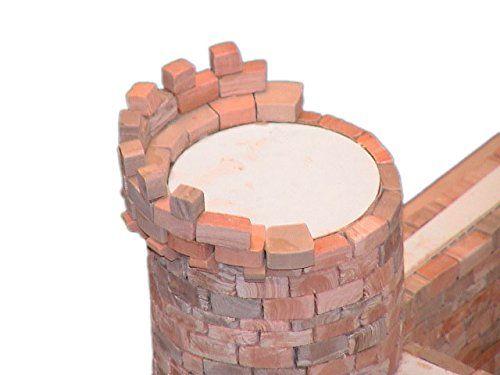 maquetas castillos de madera