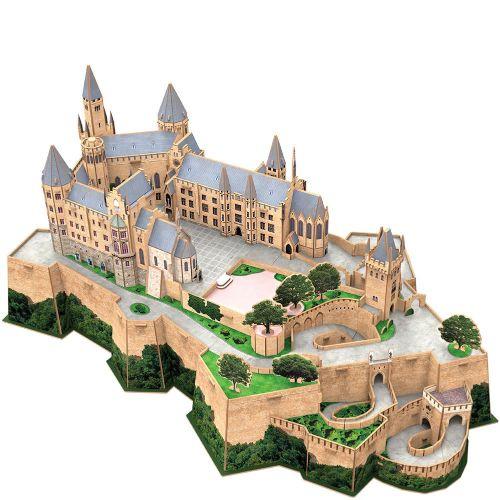 maquetas castillos