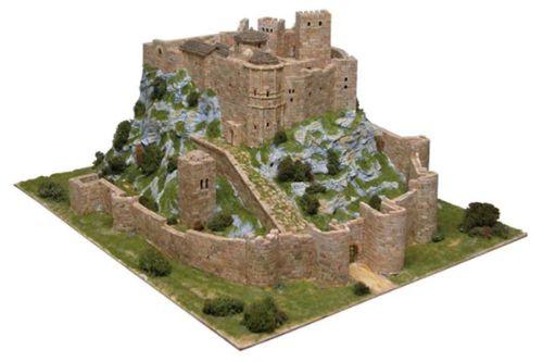 maquetas de castillos pirotecnicos