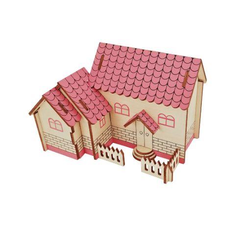 maquetas de madera para construir casas