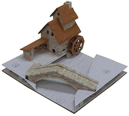 casas miniaturas para construir