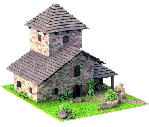 como hacer una maqueta de una casa paso a paso