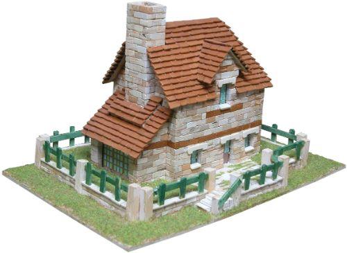 maquetas de casas a escala