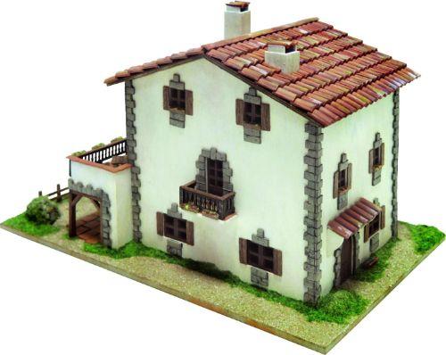 maquetas de casas para montar