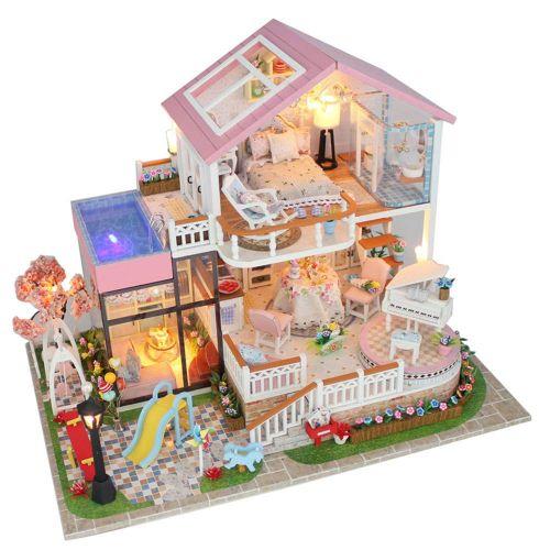 maquetas de casas sencillas