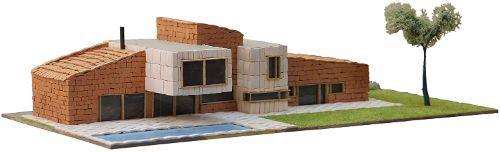 maquetas de casas pequeñas modernas