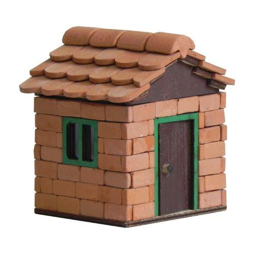 casas en miniatura manualidades