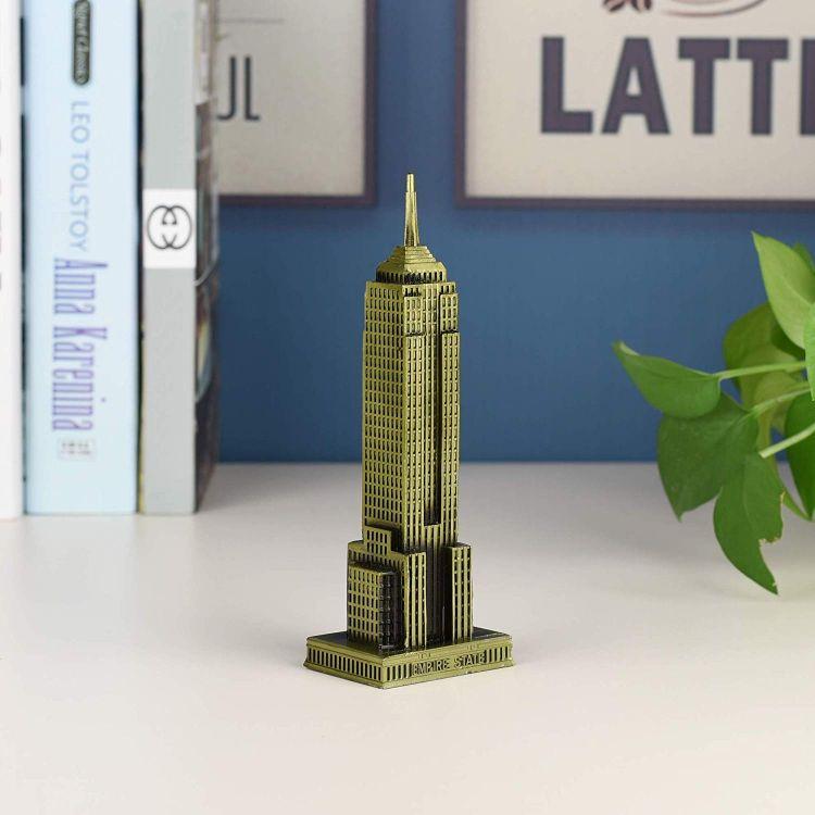 como hacer edificios de carton para maquetas