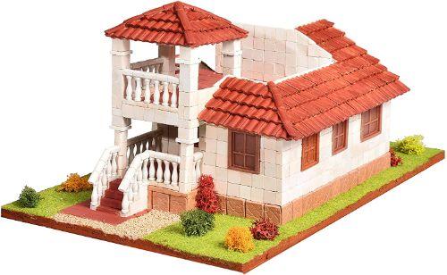 como hacer una maqueta de una casa