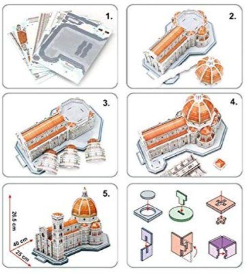 edificios maquetas recortables