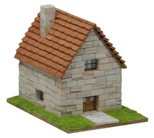 maquetas de casas de madera