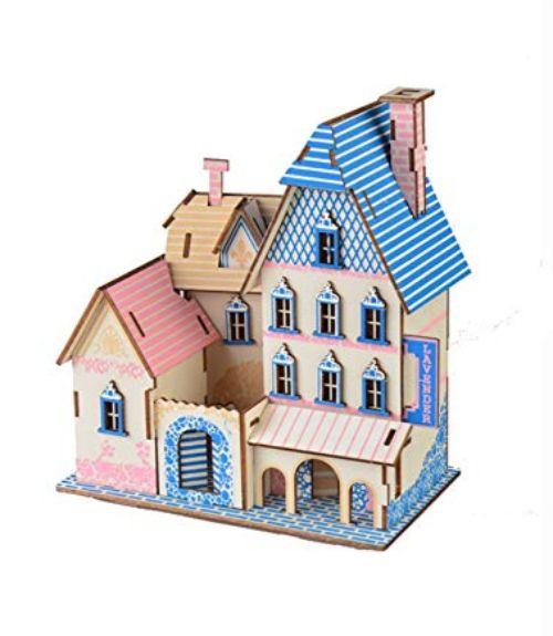 materiales para hacer una maqueta de una casa