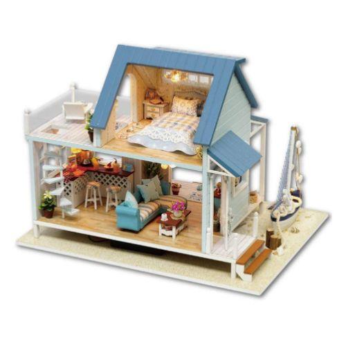miniaturas casas de muñecas y complementos
