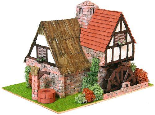 casas de piedra maquetas