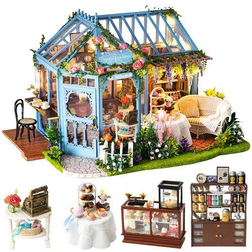 casas en miniatura para construir