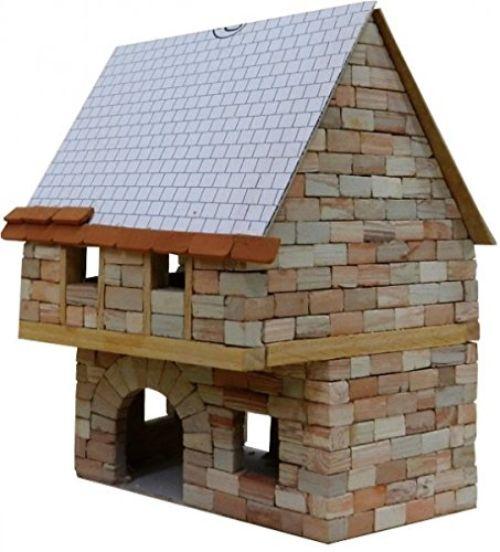 maquetas de casas de piedra para construir