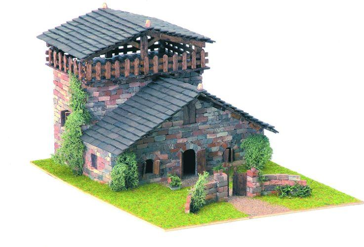casas de madera kit