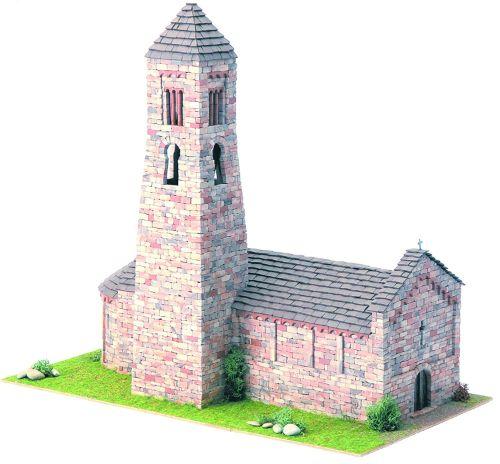maqueta iglesia gotica