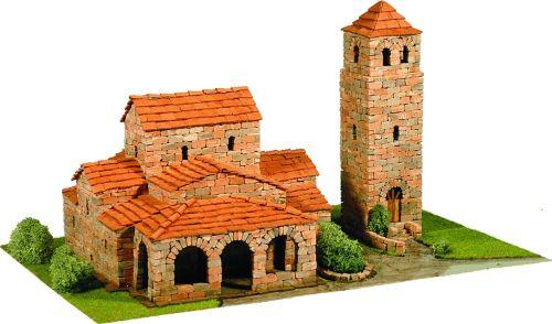 maquetas de carton de iglesias