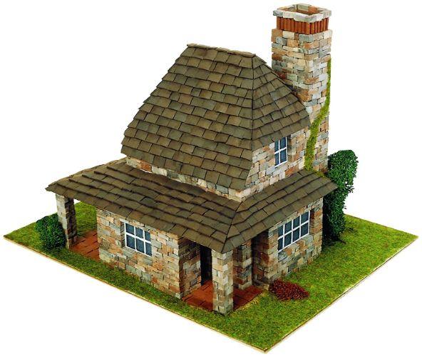 maquetas de edificios para construir
