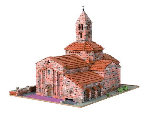 maquetas de iglesias con cajas de carton
