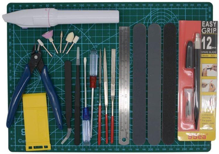 herramientas modelismo