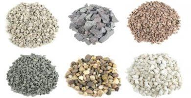 piedras para maquetas