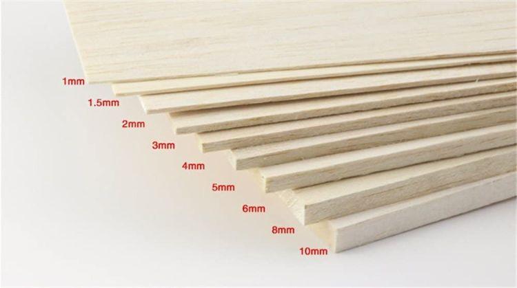 maquetas madera
