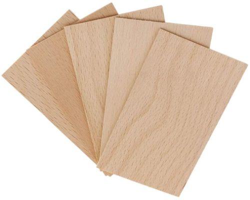 material manualidades madera