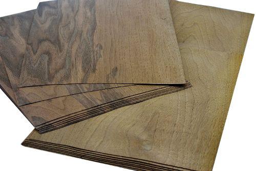 plancha de madera fina