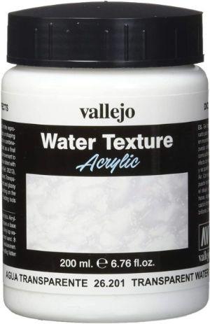 agua artificial maquetas