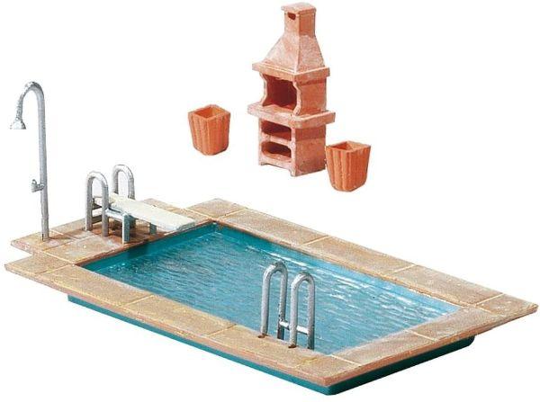 efecto agua modelismo