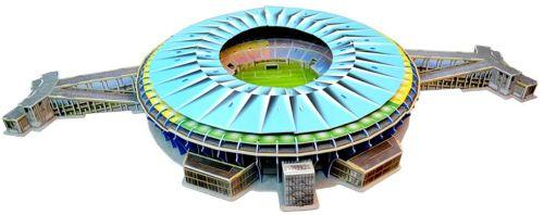 plantillas para maquetas de estadios