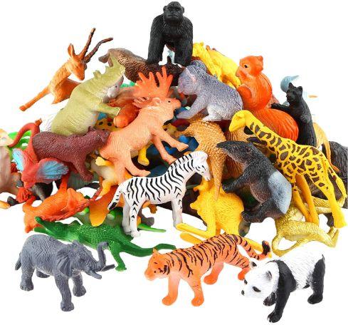 animales para maquetas para imprimir