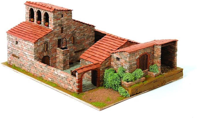 casa romana partes