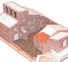 maqueta-casa-romana