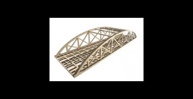 como hacer un puente de papel