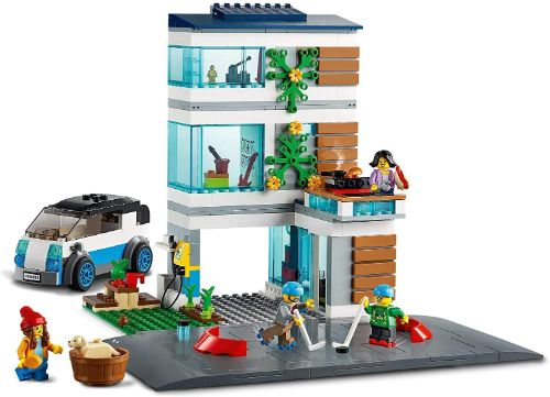 casas de lego creator