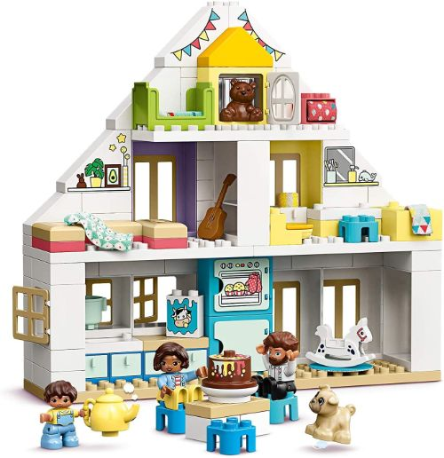 juegos de lego city construir casas