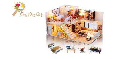 gudoqi puzzle 3d